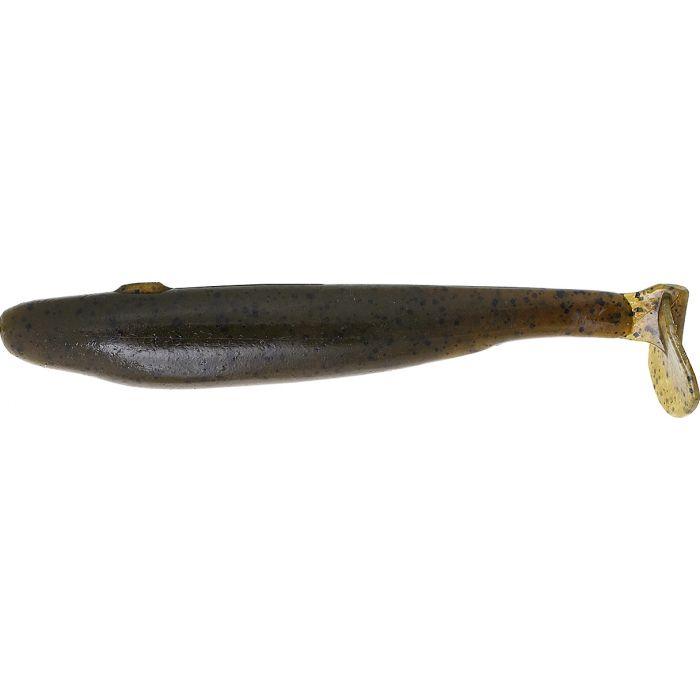 BARIKI SHAD 4.8 - 02 GREEN PUMPKIN SHAD
