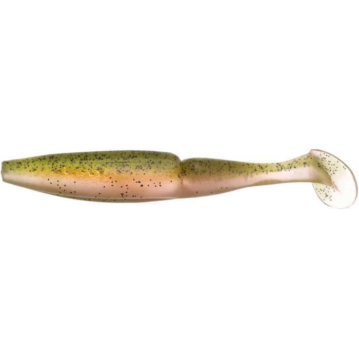 ONE UP SHAD 4 - 061 RAINBOW TROUT