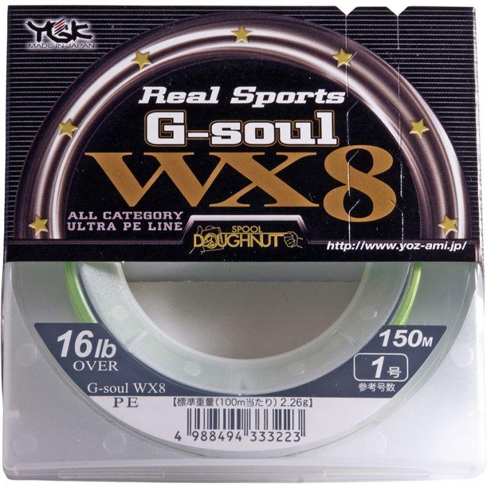 WX8 REAL SPORTS G SOUL - PE 0.8 (12lb)