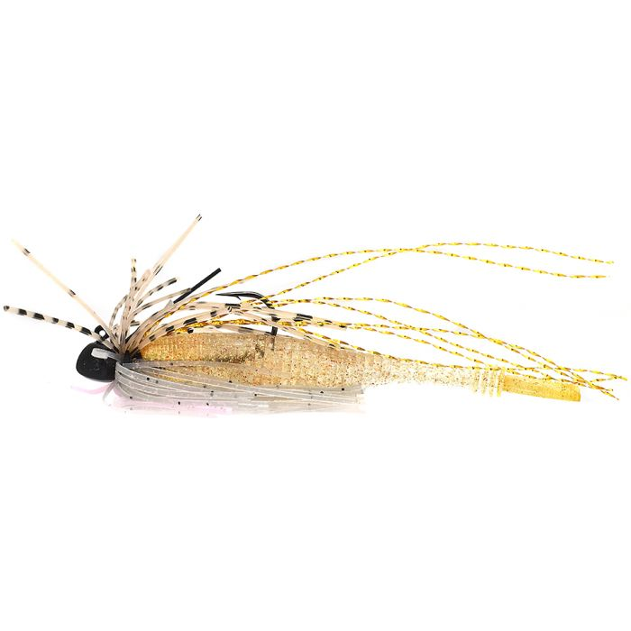 SMALL RUBBER REALIS 3.5gr - J027 PINK SHRIMP