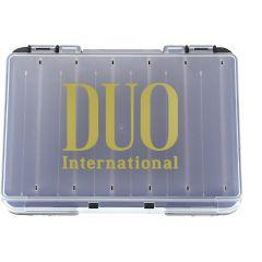 BOITE DUO LURE BOX REVERSIBLE D 86 GOLD LOGO