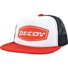 CASQUETTE DECOY MESH CAP - TRICOLORE