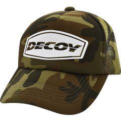 CASQUETTE DECOY CAMO MESH CAP - GREEN CAMO