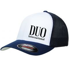 CASQUETTE DUO FLEXFIT CAP 22 NAVY/WHITE/NAVY