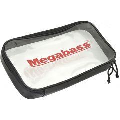 CLEAR POUCH MEGABASS - L