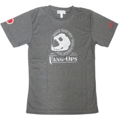TEE SHIRT DUO FANG-OPS GREY