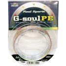 WX8 G SOUL PE - 5 COLORS - PE 0.4