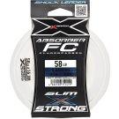 X BRAID FC ABSORBER SLIM STRONG - 58 LBS / 0.665 - 30 m