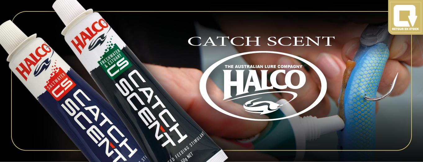 halo catch scent