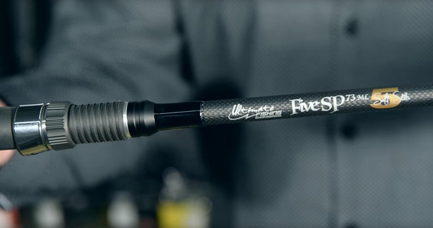 Ultimate Fishing Engineering - Five