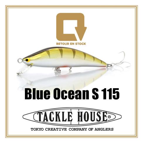 K-TEN BLUE OCEAN S BKS 115