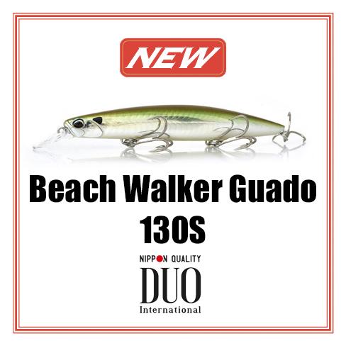 BEACH WALKER GUADO 130S