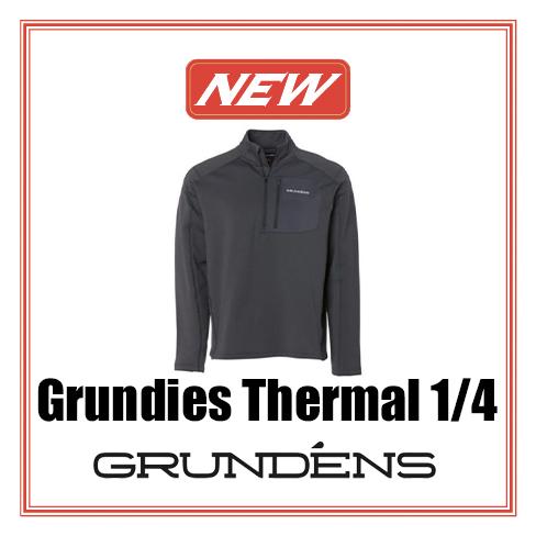 GRUNDIES THERMAL 1/4 ZIP TOP