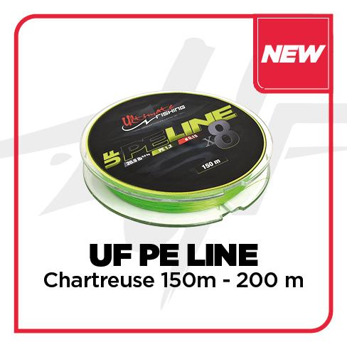 UF PE LINE X8 150 CHARTREUSE