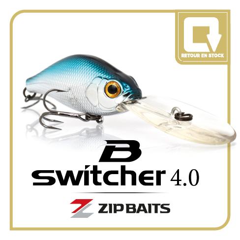 B SWITCHER 4.0 RATTLE