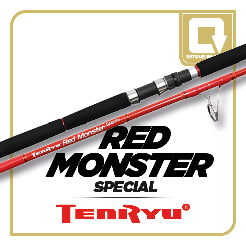 RED MONSTER SPECIAL